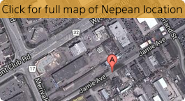 map-nepean